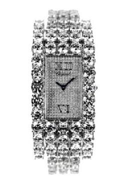 萧邦全新GMT计时码表  萧邦手表如何清洗表面