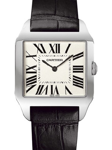 卡地亚透底手表推荐  卡地亚机械表为什么会走慢