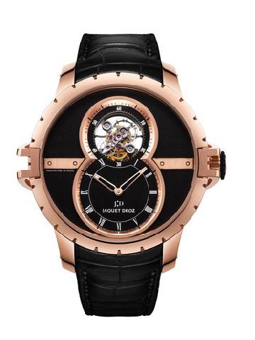 雅克德罗微绘猕猴时分小针盘腕表  雅克德罗手表的表面怎么清洗