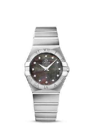 欧米茄名人大使刘诗诗与星座腕表共同闪耀   欧米茄手表表带保养