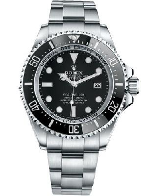 劳力士推出新表DEEPSEA   手表表带有划痕该怎么处理修复
