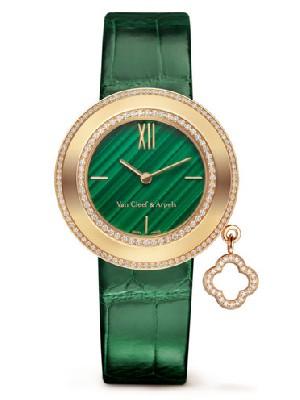 梵克雅宝限量精品腕表   梵克雅宝手表误差标准