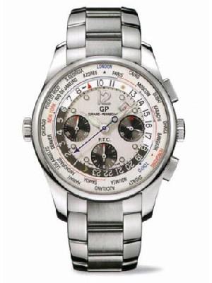 典雅芝柏小三针日历腕表  芝柏手表的表面怎么清洗
