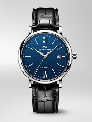 IWC万国表推出首款Ceratanium®瓷化钛金属表壳腕表  万国手表表壳如何保养