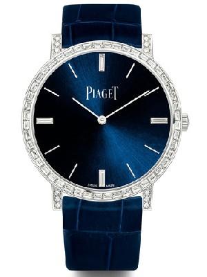 优雅Piaget伯爵腕表推荐  伯爵手表更换电池过程