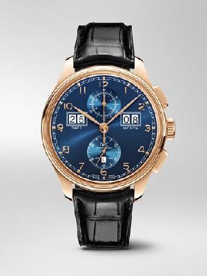 IWC万国表马克系列品牌故事   万国手表的机芯保养