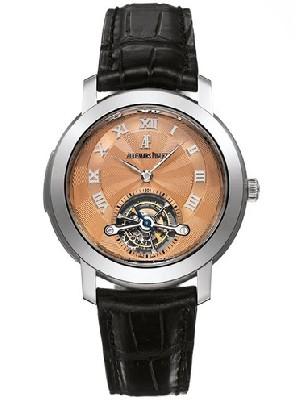 源自汝山谷的高级制表传奇爱彼表  爱彼手表如何保养机芯