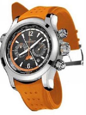 积家万年历圆柱游丝陀飞轮大师系列腕表  积家手表怎么调整表扣
