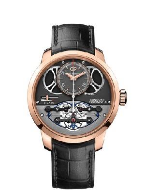 芝柏表1966孙逊限量系列  芝柏手表怎么正确的使用表扣