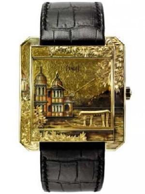 伯爵新款镂空腕表预览   伯爵手表打磨机芯的作用