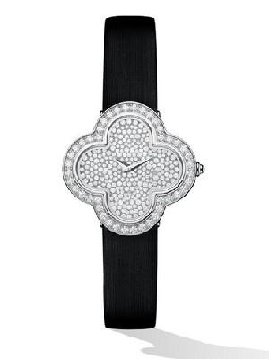 品鉴梵克雅宝皮埃尔雅宝系列腕表  梵克雅宝手表的误差标准是什么